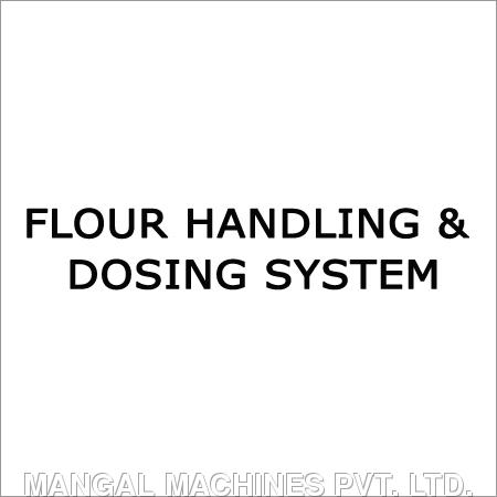 Flour Handling & Dosing System