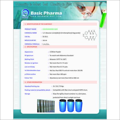 Chlorhexidine Base
