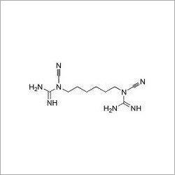 1 6-hexamethylene-bis-cyanoguanidine