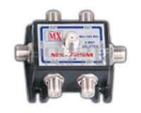 6 Way Splitter with Power Pass