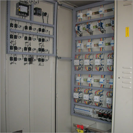 Automatic Electric Control Panel