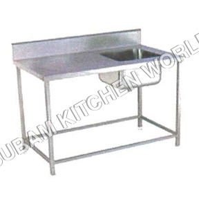 Sink With Working Table