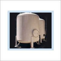 Conventional Pressure Filters - Iron Removal Filters