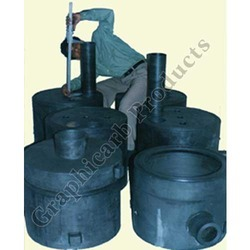 Graphite Spares for HCL synthesis furnace