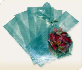 Bopp / IPP Bags with side Gusset & Bottom Sealing