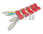 Easy Clip Cable Organizer (12 Pcs)