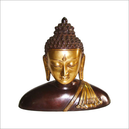 Brass Sculptures of Buddha