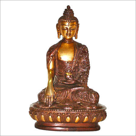 Carved Brass Handicrafts Statues