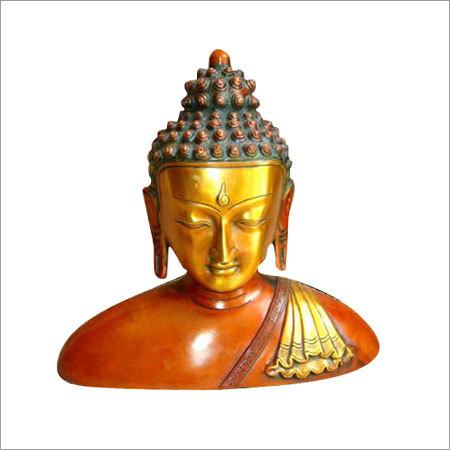 Metal Buddhist Statues