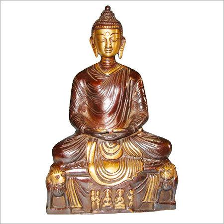 Buddhist Metal Statues