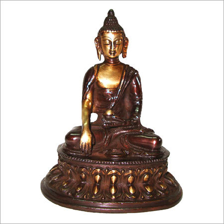 Small Meditating Buddha Statue
