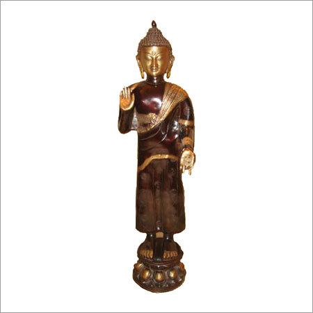 Brass Deity Statues