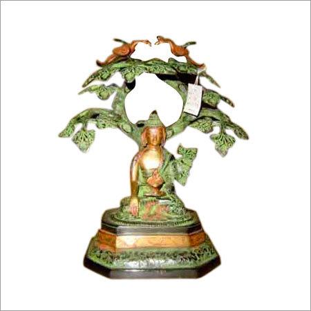Bodhi Tree Buddha Statue