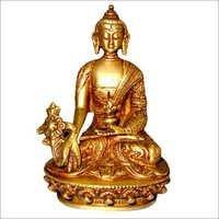 Shakyamuni Brass Buddha Statue