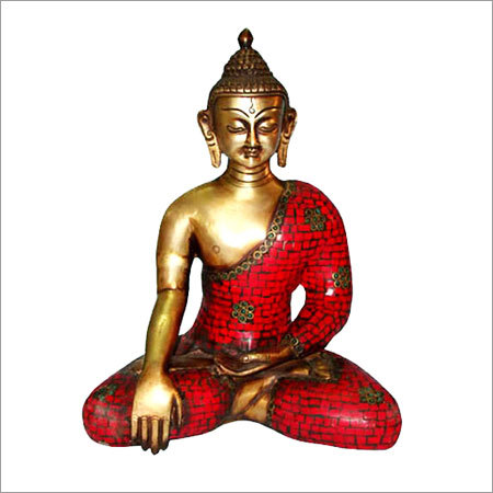 Antique Buddha Statues