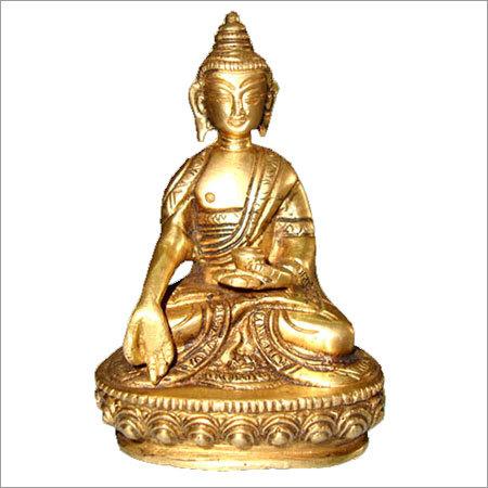 Bronze Sitting Buddha Statue