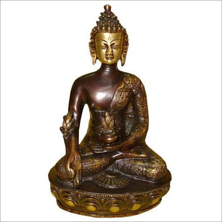 Tibetan Bronze Buddha Statues