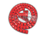 Easy Cable Cover 34mm - 1.5 Meters