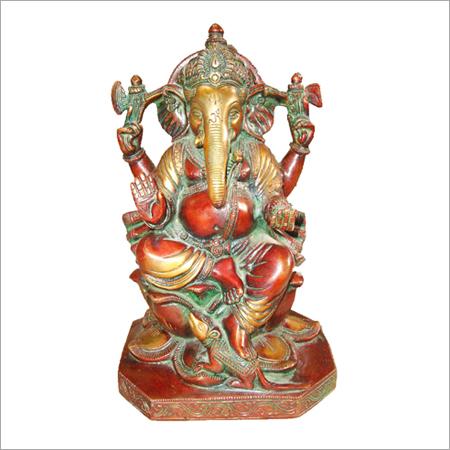Hindu Lord Ganesha Statue