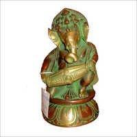 Hindu Lord Ganesha Dholak