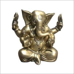 Lord Ganesh Statue 4 arm