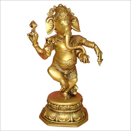 Dancing God Statues