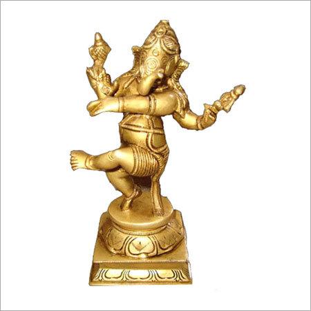Dancing Standing Ganesha