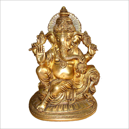 Ganesha Teaching Statues
