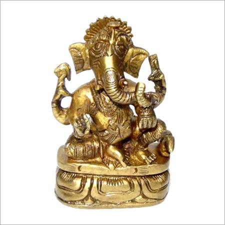 Relaxing Ganesh Statues