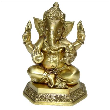 Ganpati Blessings Statues