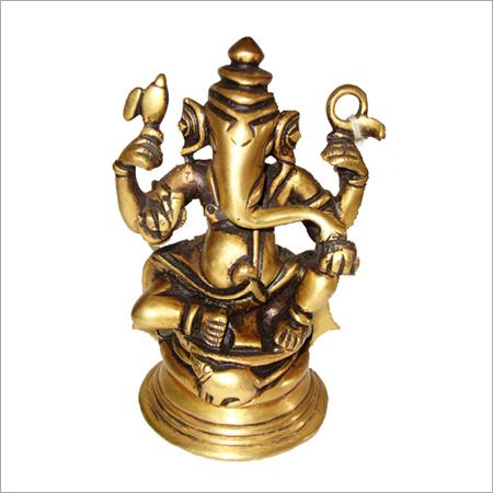 Handmade Ganesha Statues