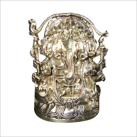 5 Headed Ganesha Statues