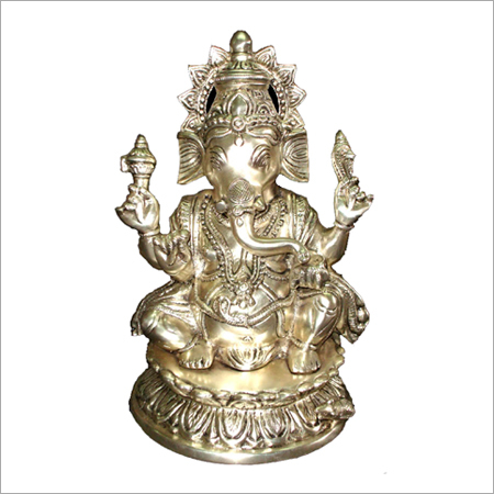 Silver Ganesha Gift Items