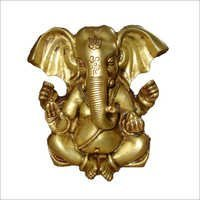 Shri Ganesh Brass Statues