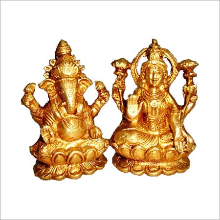 Laxmi Ganesh Idols