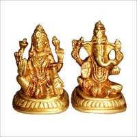 Laxmi Ganesh Sculpture
