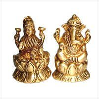 Money Laxmi Ganesha Statues