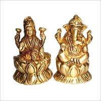 Money Laxmi Ganesha Statues