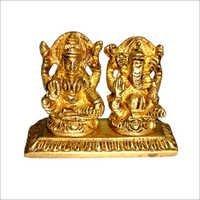 Metal Laxmi Statue