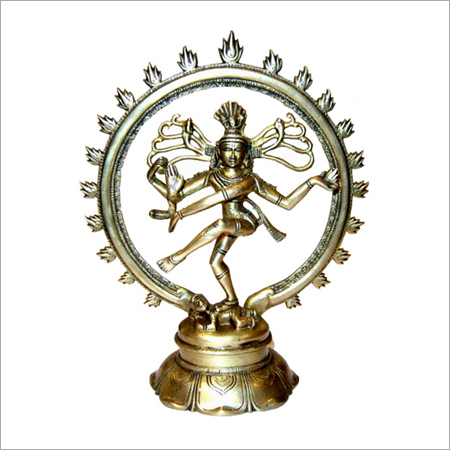 Shiva Lord of Dance Statues