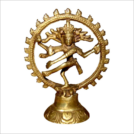 Dancing Statue Shiva Nataraj