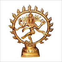 Shiva Nataraja Brass Statues