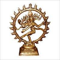 Nataraja Shiva Bronze Statue