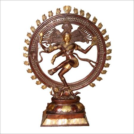 Handcrafted Nataraja Bronze Statues
