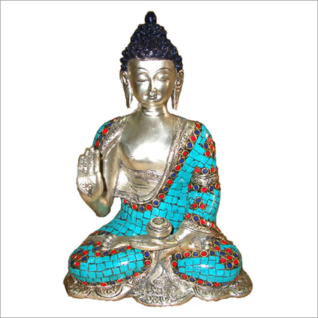 Large Buddha Sculpture