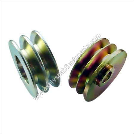 Multi Groove Alternator Pulleys