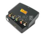 HDMI to Y Pb Pr + R / L Audio Convertor (Converts HDMI to Analog Y Pb Pr Video & R / L Audio Signal)