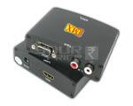 VGA + Audio to HDMI Convertor (Converts VGA Signals to HDMI Signals)