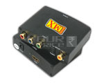 Y Pb Pr + Audio to HDMI Convertor (Converts Analog Signal to HDMI Signal)