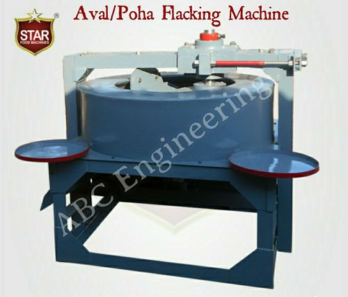 Automatic Aval Making Machine